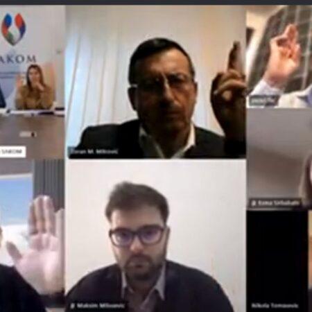 6th SAKOM Online Meeting of the Board of Directors