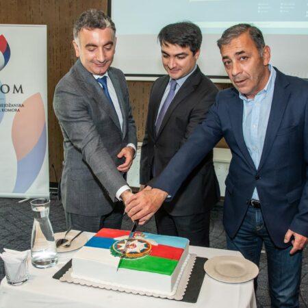 23 Predstavnici Azvirta i Ambasade Republike Azerbejdžan.