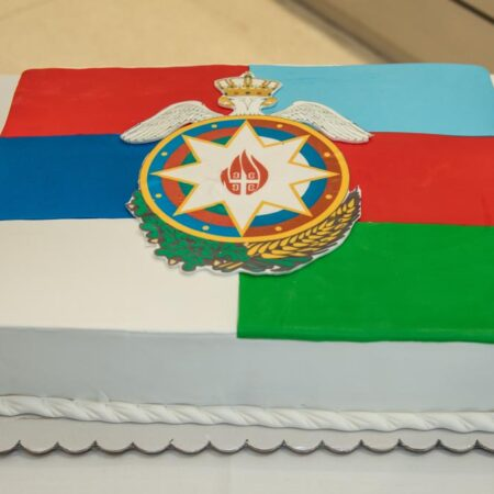 29 Torta povodom Nacionalnog dana Republike Azerbejdžan.