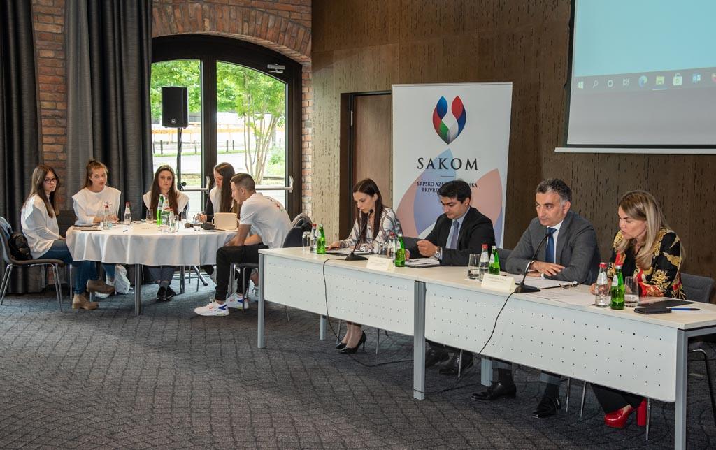 38 Zasedanje Skupštine i sastanak Upravnog odbora SAKOM-a (28. maj 2021. godine)