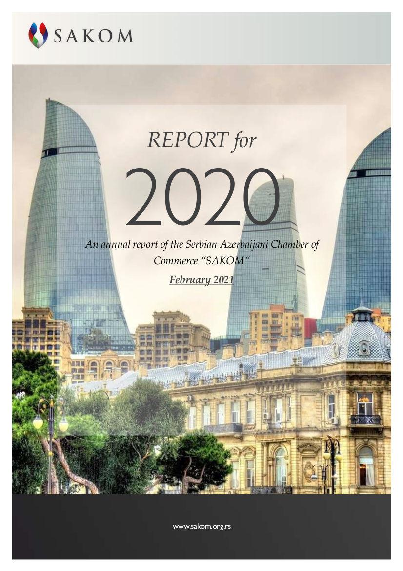 SAKOM Report for 2020