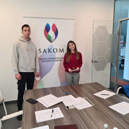 Treća onlajn sednica Upravnog odbora SAKOM-a