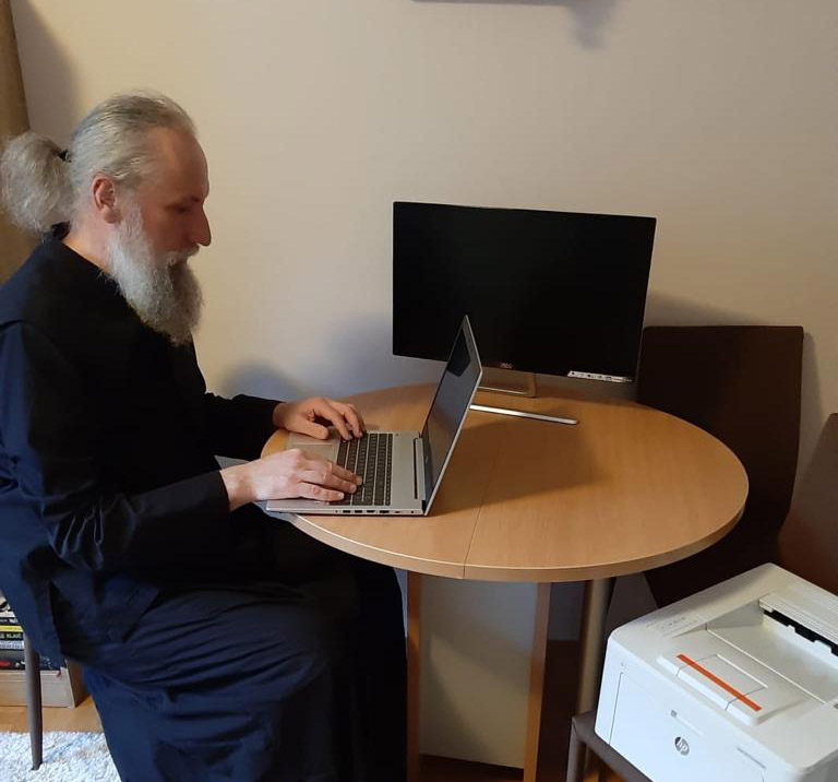 """SAKOM-ova donacija Srpskom pravoslavnom manastiru """"Duboki potok"""""""