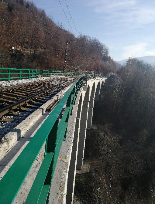 Vrbnica-Bar railway rehabilitation projects